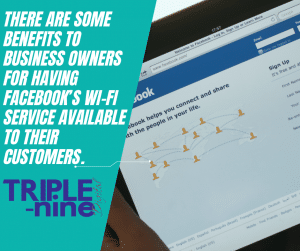 Should My Business Use Facebook's Wi-Fi Service For My Customers?